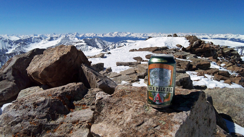 Avery Brewing - IPA Can - Mountain Summit