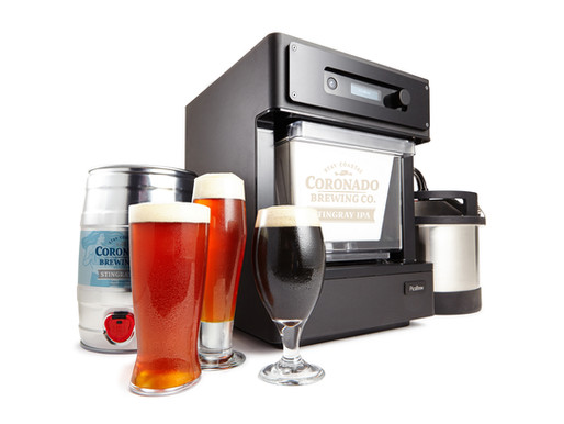 "Review: PicoBrew ""Pico Model C"" Homebrewing System (Birrificio Tipopils)"