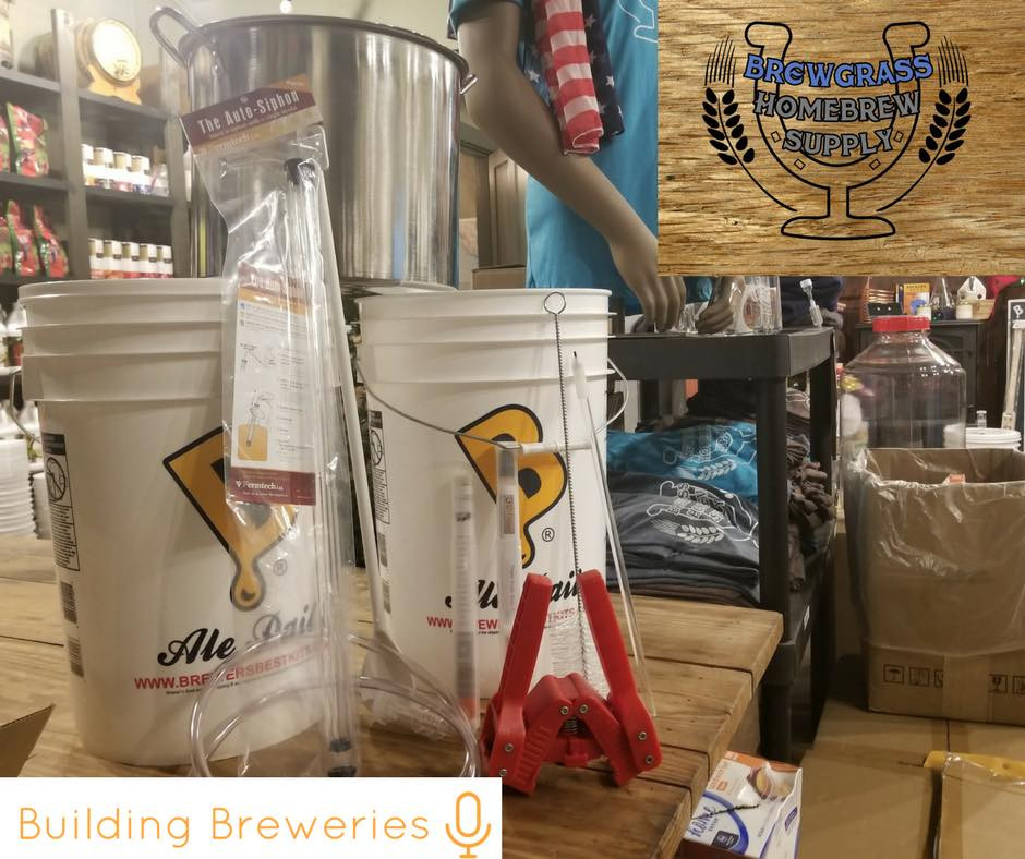 Brewgrass Homebrew Supply - Giveaway