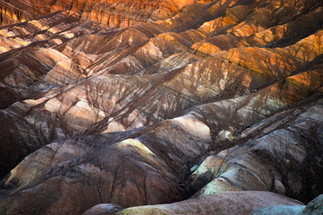 Textures of Death Valley