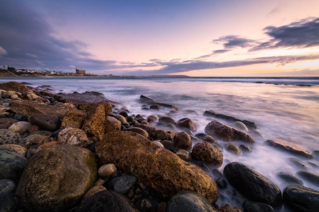 High Tide at False Point