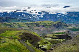 Closer to Eyjafjallajökull
