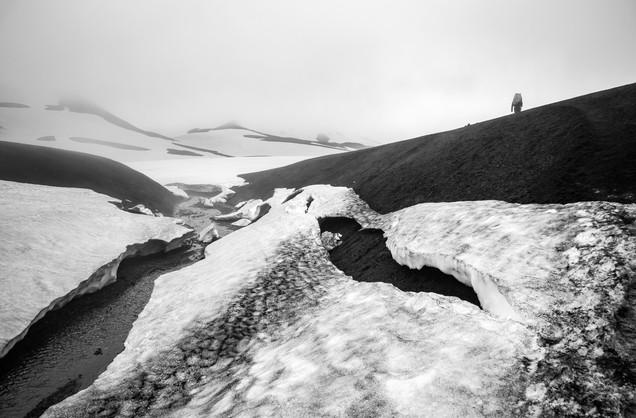 Icy Solitude