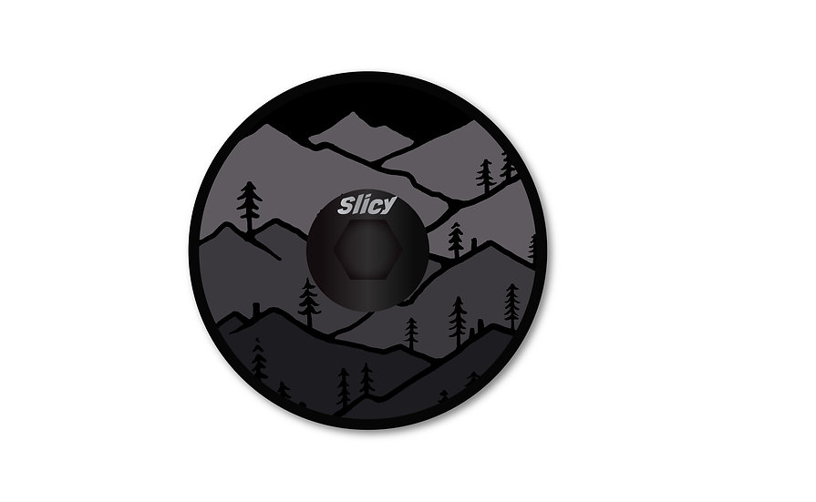 Slicy Top Cap Black Forrest