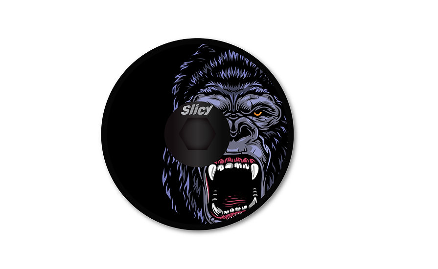Slicy Top Cap Gorilla