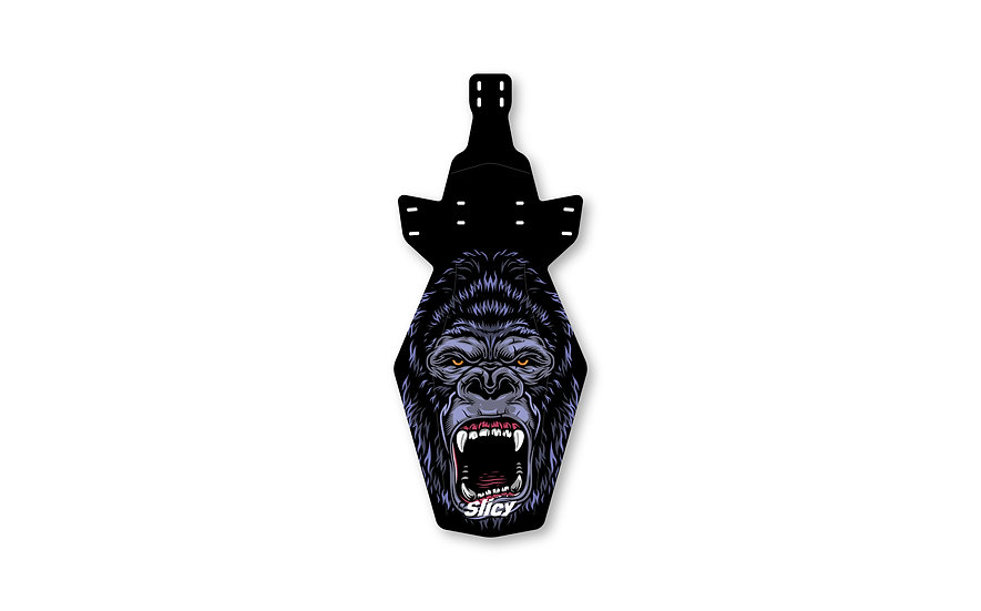 Slicy MTB Rear Mudguard Gorilla