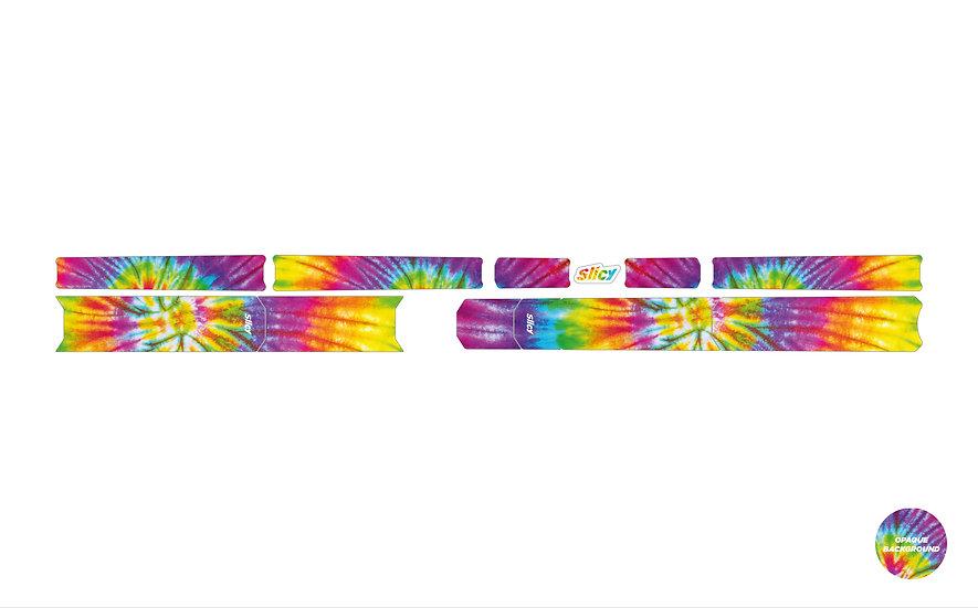 Slicy Sublimistick Color Tie Dyed