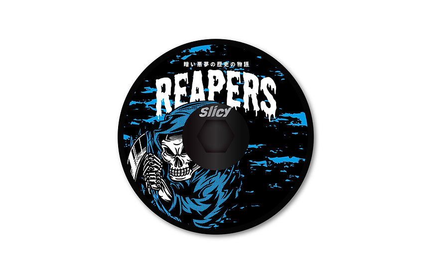 Slicy Top Cap Reapers