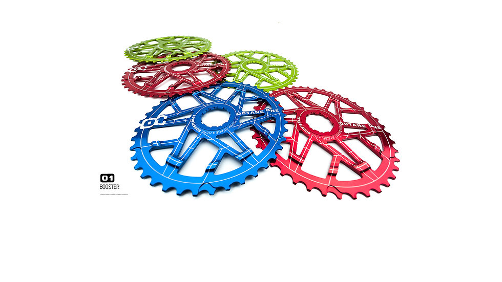 Octane One 42T Booster Cog