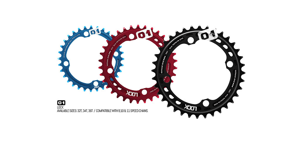 Octane One Narrow Wide Chainring