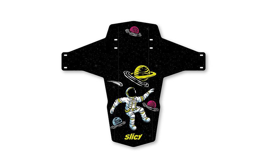 Slicy EN/DH Mudguard Spaceman