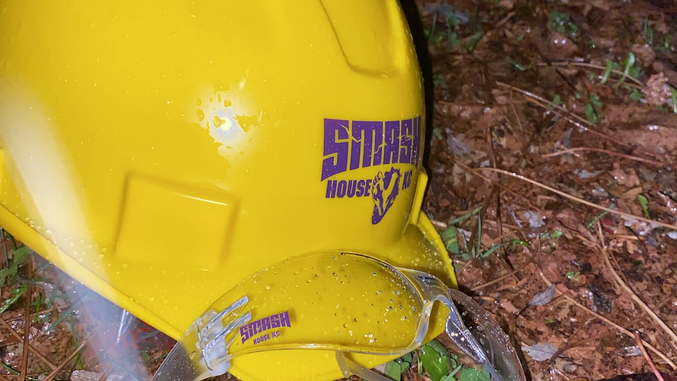 Smash House Hard Hat