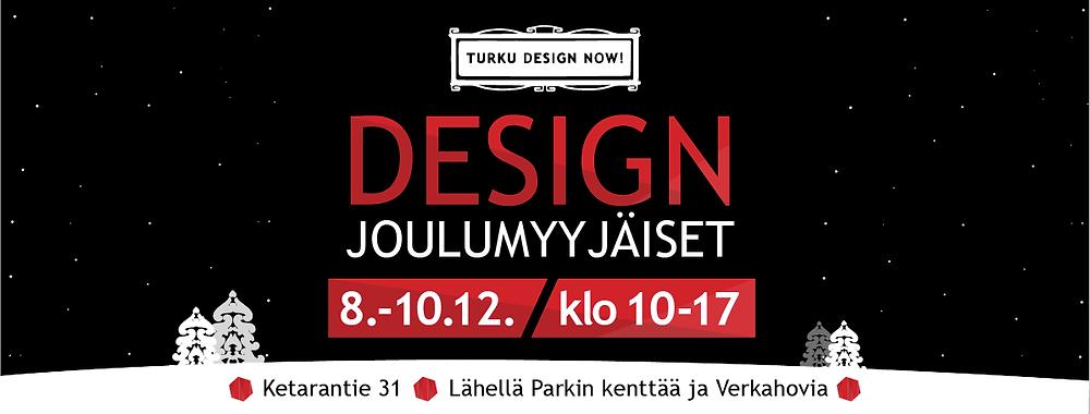 Design Joulumyyjäiset 2017