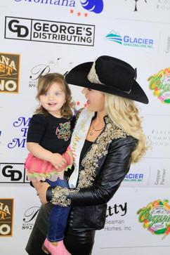 Miss Rodeo Montana Kayla Seaman Book of