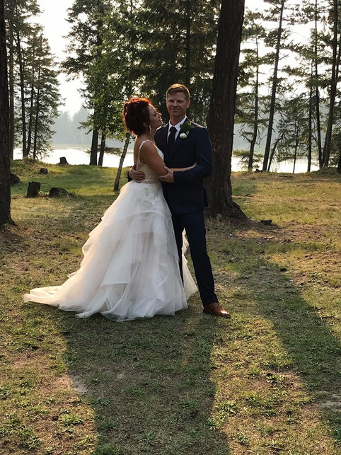 Book of Love Weddings Bigfork Montana