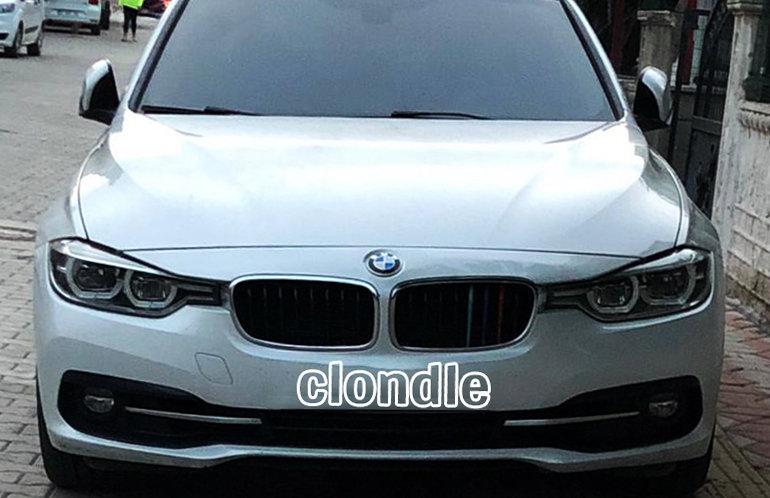 BMW 320i EfficientDynamics Sport Line