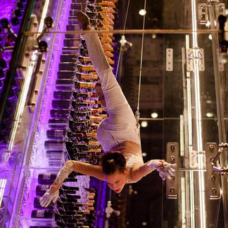 Wine Tower – Radisson Blue Hotel