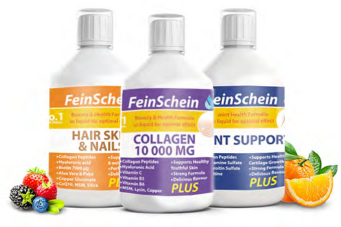 FeinSchein® - Food Supplements