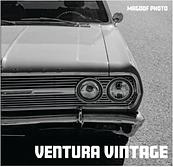 Ventura Vintage - Dark Series Photo Book