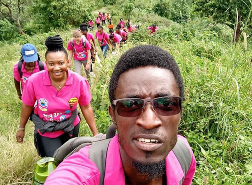Karangura Peak Hike for Girl Child Equality