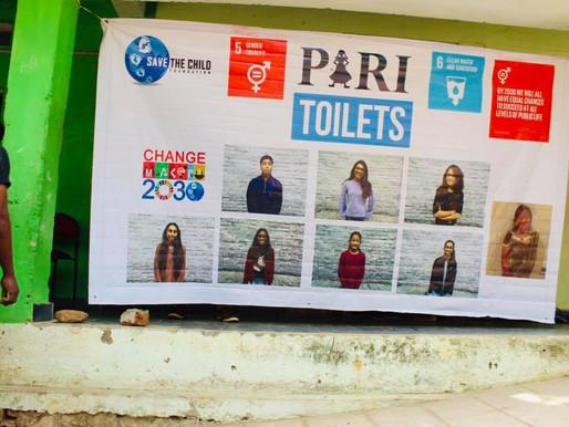 PARI TOILETS