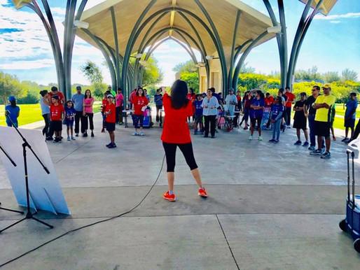 Radha Sathe Initiates 2019 Pari Run