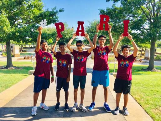 Boys for Pari's