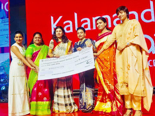 Kalamandir for Pari