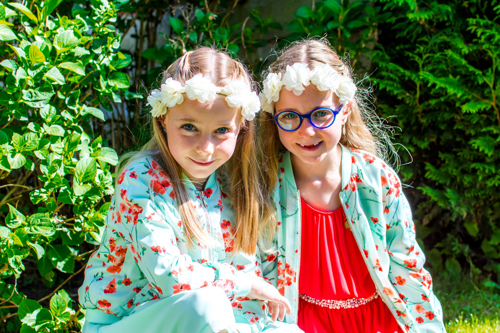 Lentefeest Lotte & Jana
