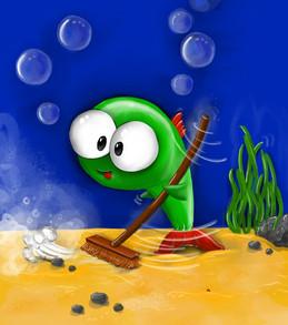 Sweeper Fish