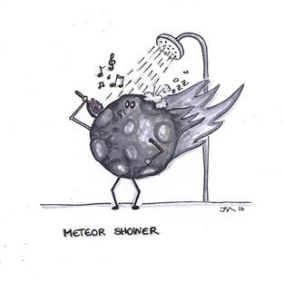 Meteor Shower 2