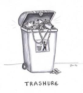 Trashure