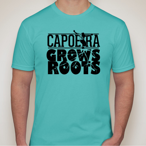 Roots Capoeira de Ouro T-Fundraiser