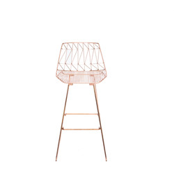 Copper Arrow Stool