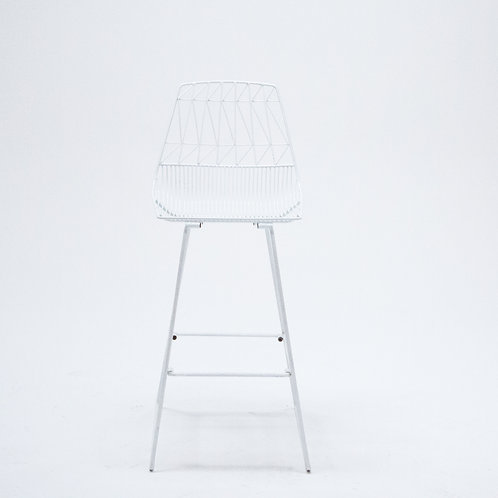 Arrow Stool White