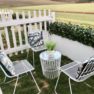 Arrow Table/ Arrow chair