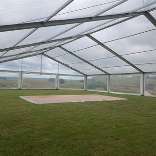 15m Clear Pavilion