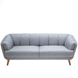 Toorak 2.5 Seater Lounge Grey