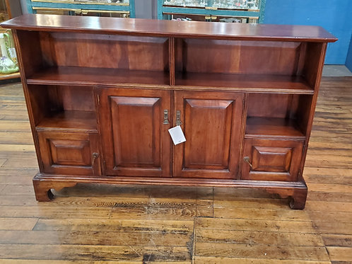 Custom Well Made Bookcase Cabinet