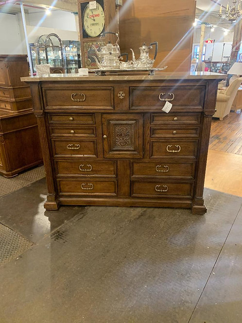 Heritage Marble Top Buffet