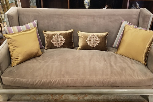 Shan Sofa with Pillows
