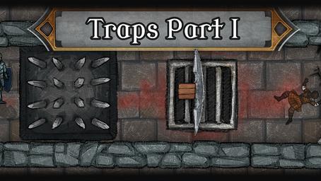 DM Advice: Make traps visible [Traps: Part I]