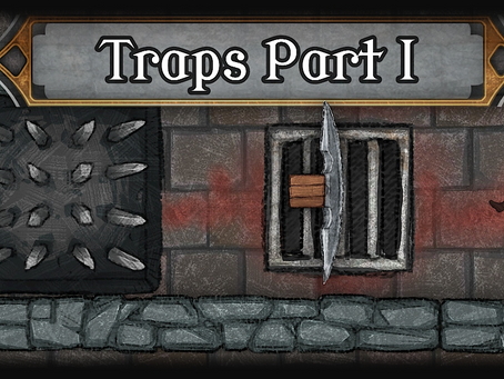 DM Advice: Make traps visible [Traps: Part I]