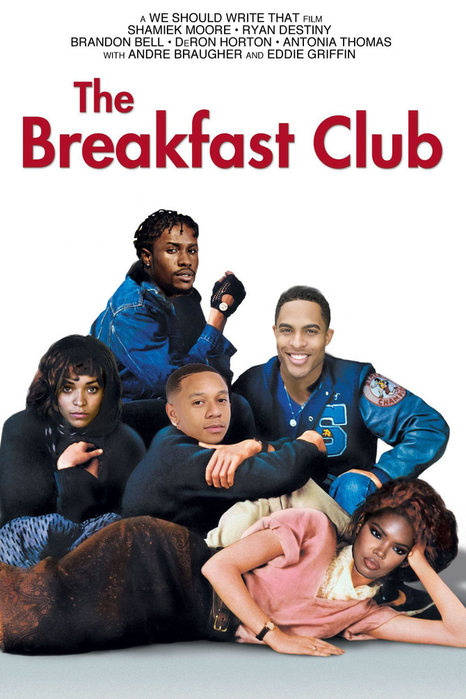 Ep. 3 The Breakfast Club (1985)