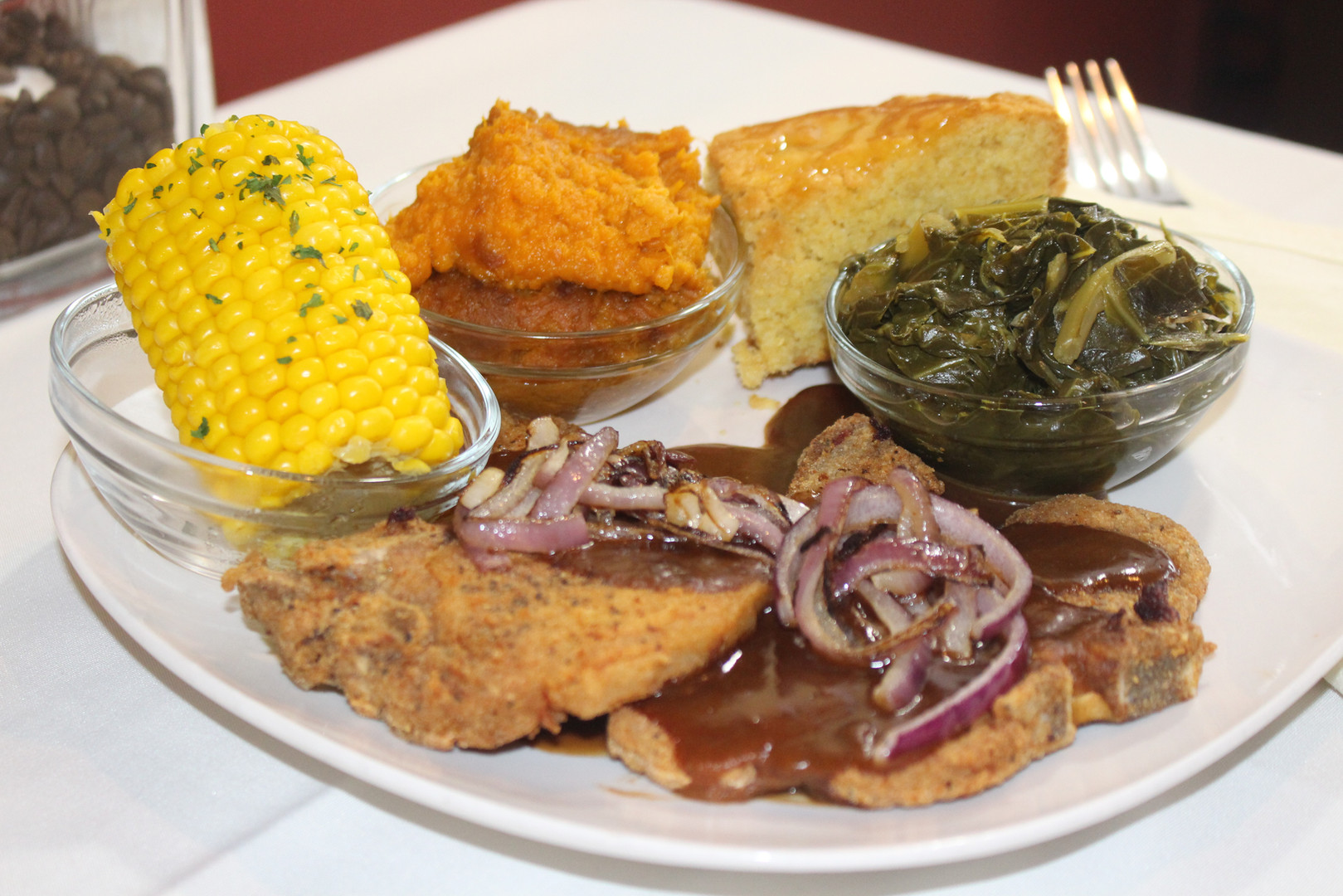 Porkchop Platter