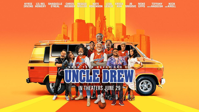 Movie Review: Uncle Drew 6.5/10