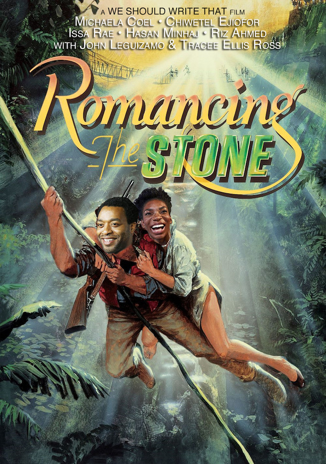 Ep. 5 Romancing The Stone (1984)