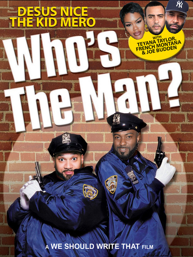 Ep. 8 Who's The Man (1993)