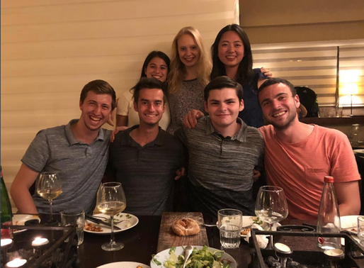 Five Reasons to go on the 2019 TAMID Fellowship