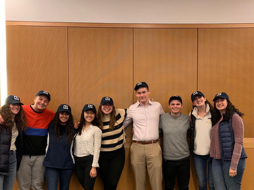 Applying to TAMID at Brandeis